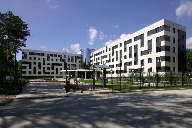 Главное офисное здание ООО «АЛЕКТА»